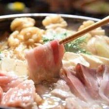 相撲の本場両国で伝統の鶏ソップ鍋!