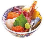 豊洲  朝〆海鮮丼