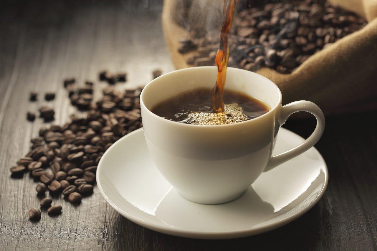 挽きたて」「淹れたて」本格コーヒー