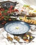 日本料理職人が作る料理は本格派★