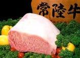 いつもよりちょっといいお肉を。たまの贅沢を好坊の【常陸牛】で味わってみてはどうでしょうか。