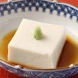 当店手造り胡麻豆腐