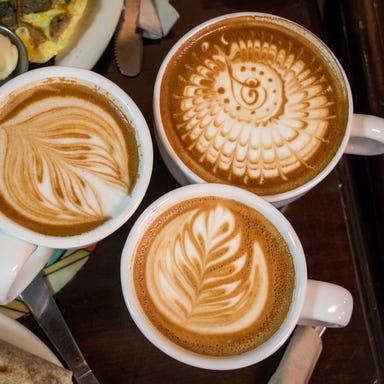 Urth Caffe なんばパークス店  こだわりの画像
