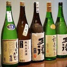 【県外不出】限定酒を多数取り揃え!