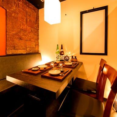 個室×海と山の幸 えちご-Echigo- 松戸店 店内の画像