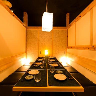 個室×海と山の幸 えちご-Echigo- 松戸店 こだわりの画像