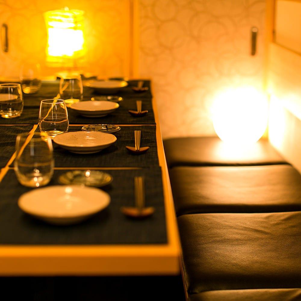 蔵元直送の美味しい日本酒で 旬の肴をお楽しみください。