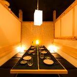 ◆ 個室×海と山の幸 えちご-Echigo- 松戸店 ◆ -ご宴会向け個室-