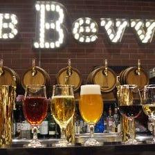 クラフトビールをご堪能ください♪