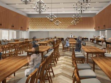 Restaurant COCONE  店内の画像