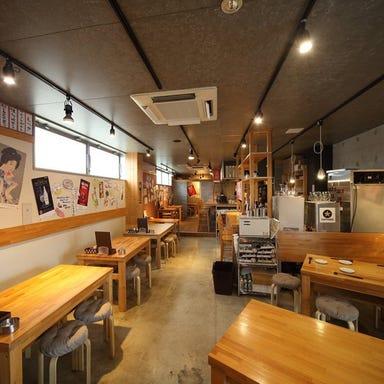 九州屋台 九太郎 勝田駅前店 店内の画像