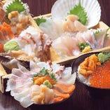 丼・刺身をリーズナブルに味わうなら当店!