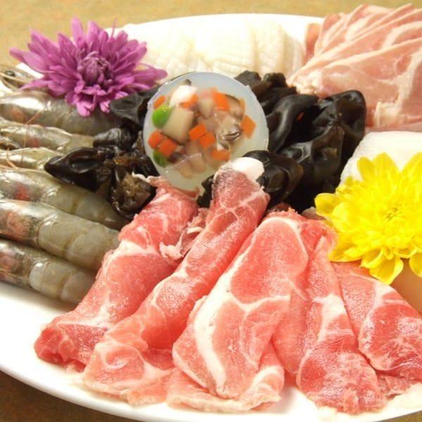 中華火鍋 食べ放題 南国亭 新橋日比谷店