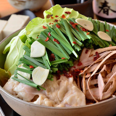 【本場の味わいを堪能】もうひとつの名物料理『博多もつ鍋』