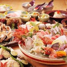 特別な料理と上質な空間でおもてなし