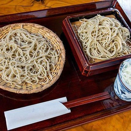 夜の蕎麦尽くしコース3,000円~