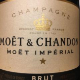 シャンパン MOET&CHANDON