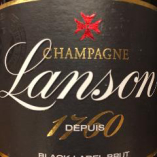 シャンパン ランソン・ブラックラベル・ブリュット