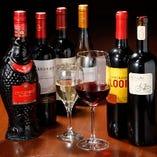 こだわりのワインをご用意しております★☆★