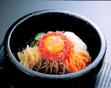 人気の韓国家庭料理