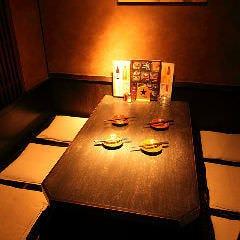 炭火個室居酒屋 都立大学のひもの屋  店内の画像