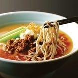 個性溢れる暖龍の中華麺 おすすめ!「自家製担々麺」