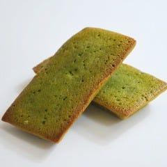 京抹茶のフィナンシェ