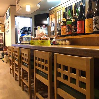 野球居酒屋 かちぼし  店内の画像