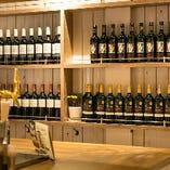 ワイン好きの方必見!赤・白ワインは各4種類ずつ飲み放題です☆