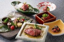 ◆旬な食材で彩る数々のコース