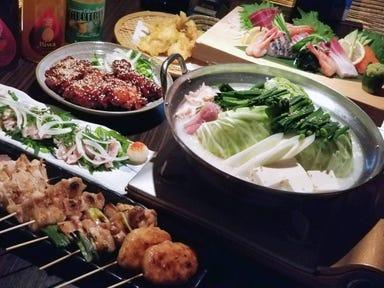 おいしい鳥と旬食材のおみせ 鳥八~TORIHACHI~ コースの画像