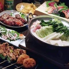おいしい鳥と旬食材のおみせ 鳥八~TORIHACHI~