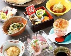 京・くずし料理 しし翁