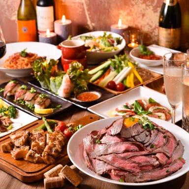 シュラスコ&肉寿司食べ放題 ミートファクトリー 新宿店 こだわりの画像