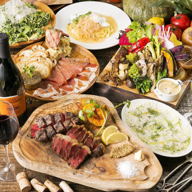 シュラスコ&肉寿司食べ放題 ミートファクトリー 新宿店 メニューの画像
