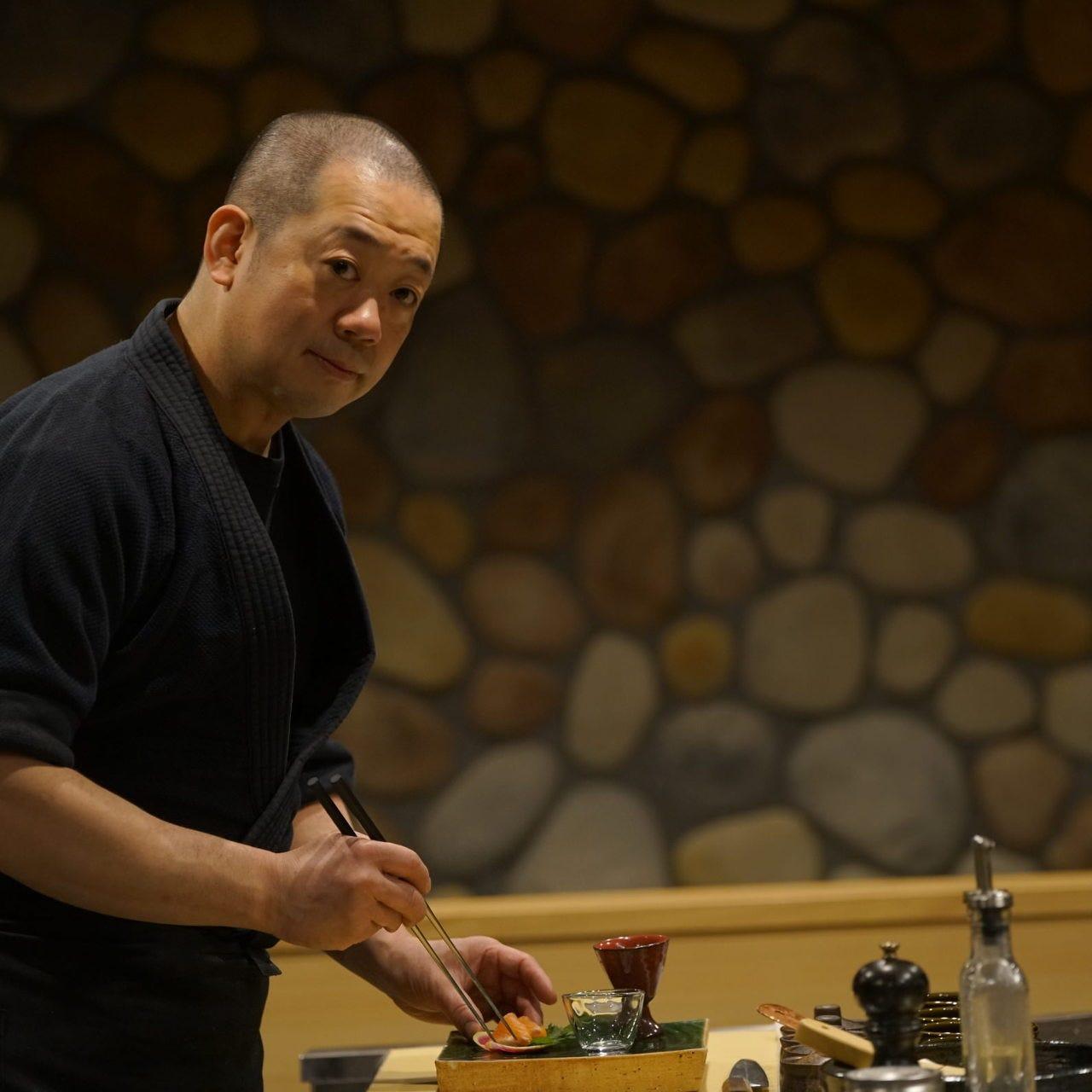 chef小菅和樹のご紹介