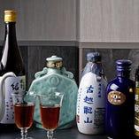 【相性抜群の紹興酒】 ドリンクは種類豊富にございます