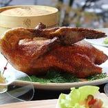 北京料理の代表格・北京ダック