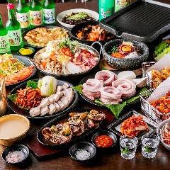 韓国料理 キュンちゃん 新小岩