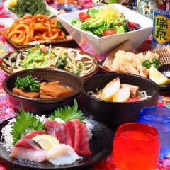 沖縄料理・島酒場がらくた