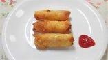 ハムとチーズのミニ春巻 400円⇒300円!