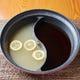 選べるお出汁は6種類の中から2種類チョイス!