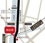 吾妻橋桟橋