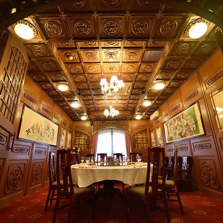 気品溢れる空間でご利用いただける特別個室