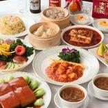【2H飲み放題/無制限食べ放題】本場中国のベテランシェフの味を堪能!会社宴会には『138品食べ放題』