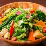 16品目野菜のデトックスサラダ