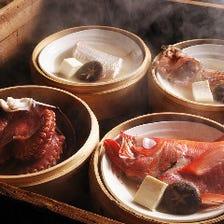 魚屋町の豪快な漁師料理『浜蒸し』