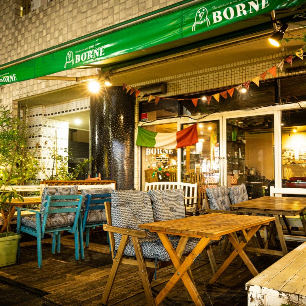 テラスのある個室イタリアン BORNE 渋谷店