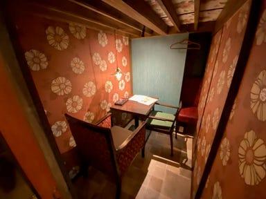 テラスのある個室イタリアン BORNE 渋谷店 店内の画像