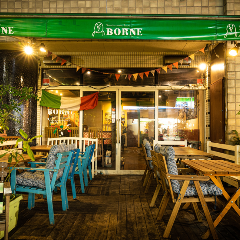 ビアガーデンテラス BORNE 渋谷店
